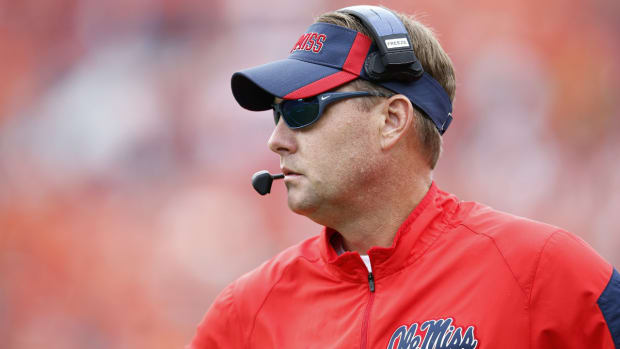 Hugh Freeze breaks down his deep 2016 recruiting class IMAGE