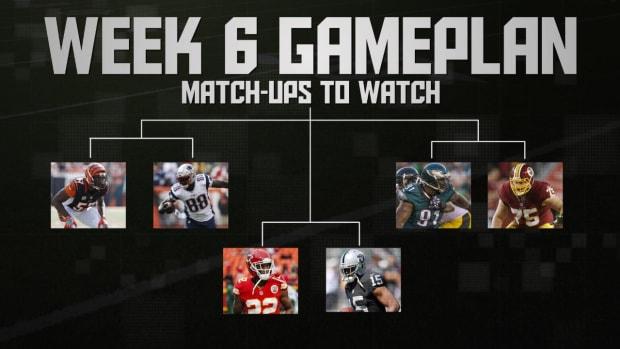 NFL's Week 6 Gameplan IMAGE