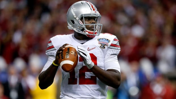 Bills draft former Ohio St. QB Cardale Jones in fourth round IMAGE