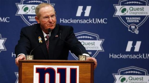 Tom Coughlin 'not necessarily done with coaching' after leaving Giants - IMAGE