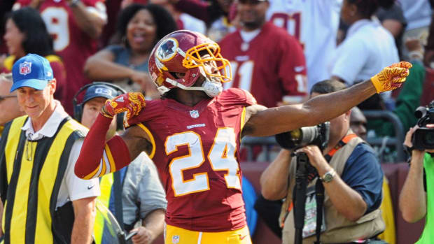 Redskins CB Josh Norman calls out NFL for 'double standard' - IMAGE