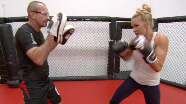 Holly Holm discusses next fight in 60 Minutes special IMAGE