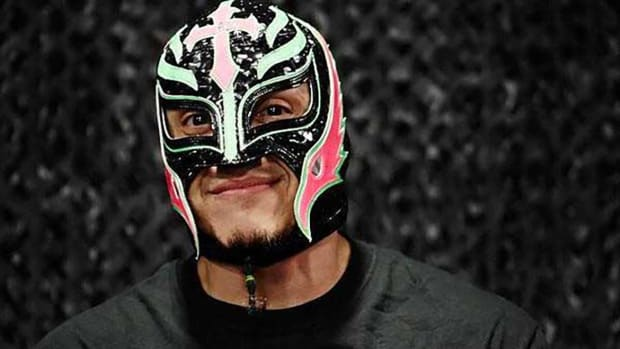 Rey Mysterio's favorite Father's Day memory IMAGE