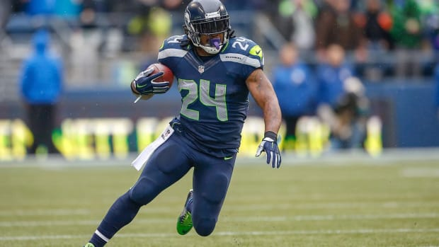 Seahawks GM believes Marshawn Lynch leaning toward retiring - IMAGE