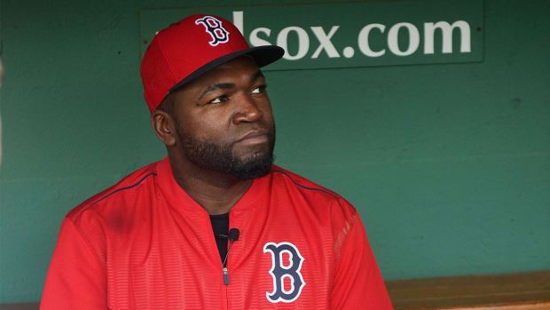 David Ortiz: Trump's comments about Latinos are a 'slap in the face' - IMAGE