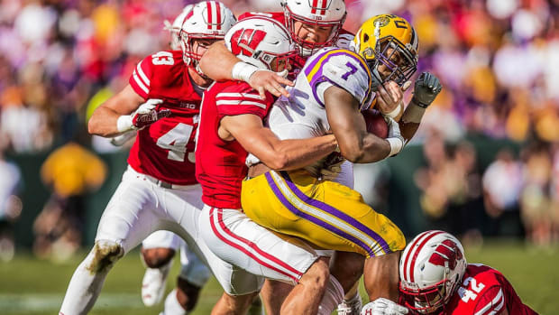 Embrace the weird: How Wisconsin's stout D got even better by playing freer (and why Ohio State should be alarmed)