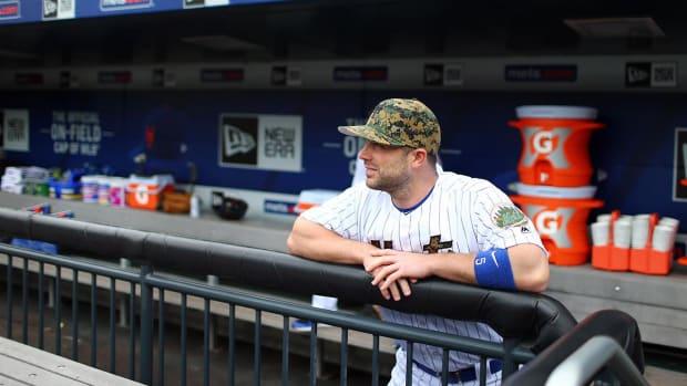 Mets' David Wright to undergo neck surgery -- IMAGE