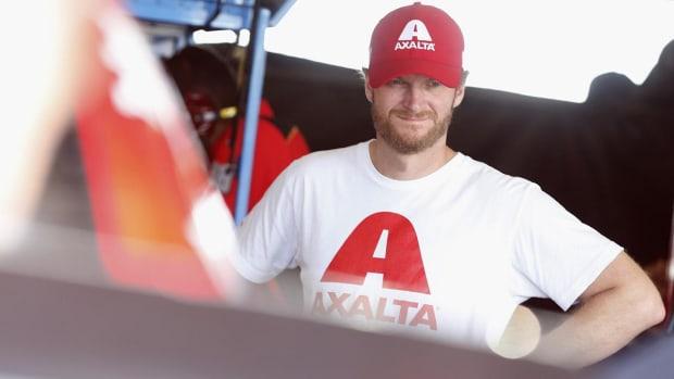 Dale Earnhardt Jr. to miss rest of NASCAR season - IMAGE