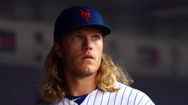 Mets ace Noah Syndergaard has no structural damage in elbow - IMAGE
