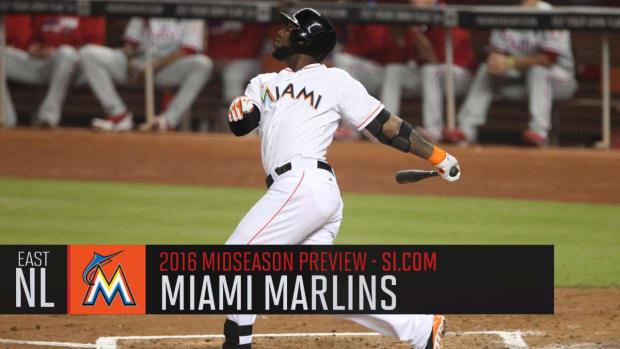 Verducci: Miami Marlins 2016 midseason preview IMAGE