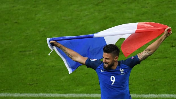 France ends Iceland's miracle Euro 2016 run - IMAGE