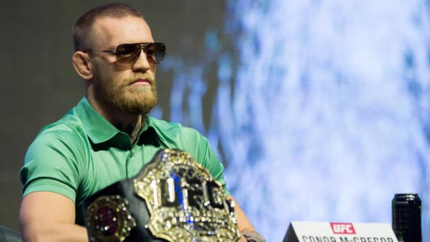 WWE stars react to Conor McGregor's insults - IMAGE