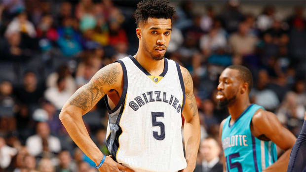 Report: Hornets acquire Courtney Lee in three-team trade with Grizzlies, Heat - IMAGE