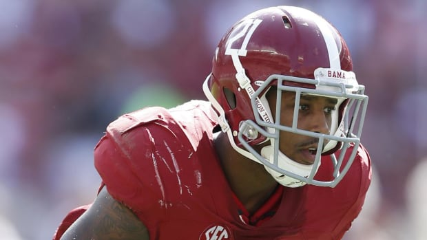 #DearAndy: Maurice Smith's full release from Alabama -- IMAGE
