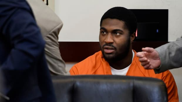 Former Vanderbilt football player Corey Batey found guilty of aggravated rape -- IMAGE