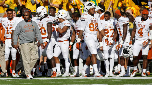 #DearAndy: When will Texas contend for a national title?  --IMAGE
