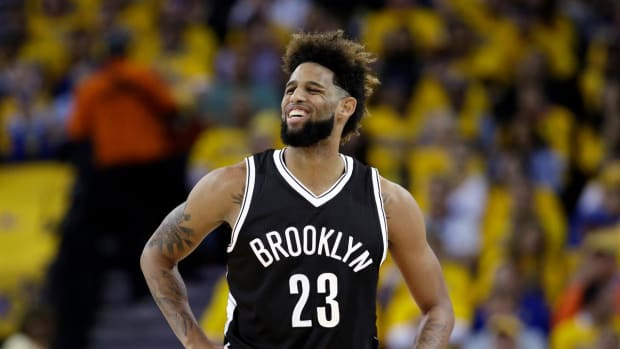 Report: Allen Crabbe signs four-year, $75 million offer sheet with Nets - IMAGE