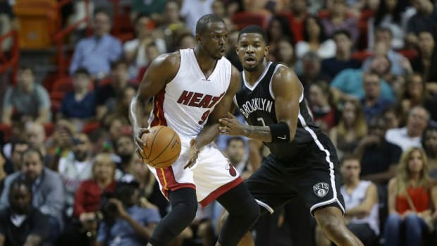 Report: Luol Deng, Joe Johnson sign with new teams