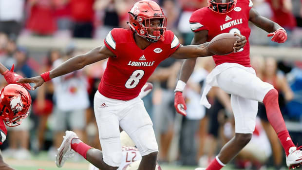 Campus Rush Podcast's Week 4 Preview: Lamar Jackson explains his rapid rise; plus, what's up with SEC QBs?