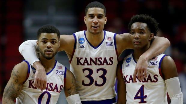 Day 3 NCAA tournament recap Kansas Jayhawks IMG