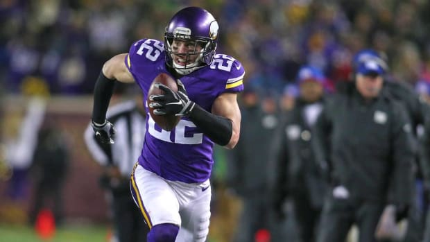 Harrison Smith signs five-year contract extension with Vikings - IMAGE