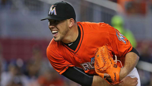 Jose Fernandez: By the numbers - IMAGE