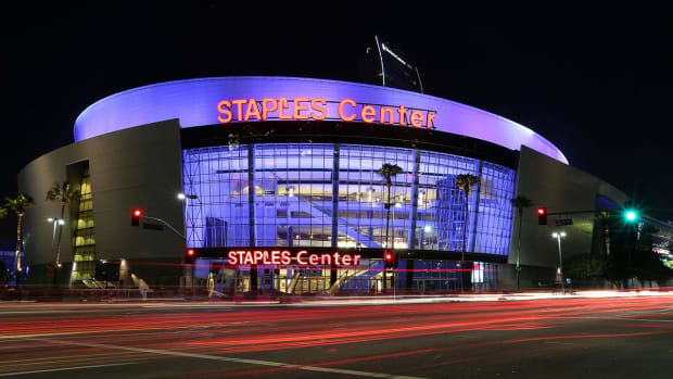 Los Angeles to host 2018 NBA All-Star game - IMAGE