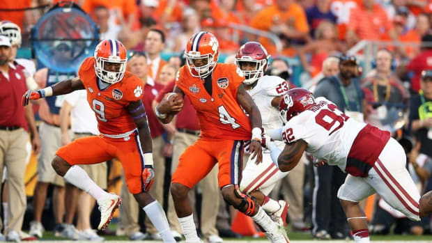 A numbers game: Can Alabama's physical defense erase Deshaun Watson and Clemson's edge? Punt, Pass & Pork