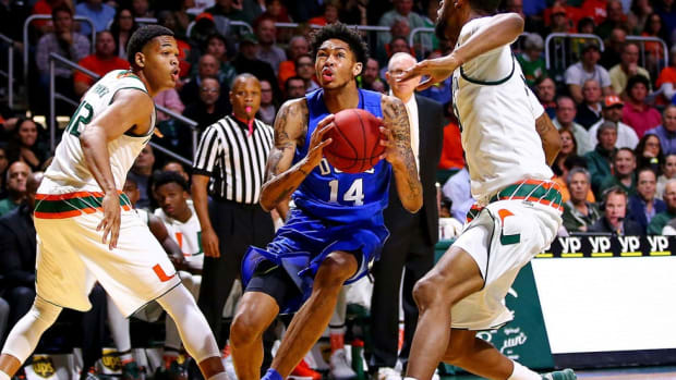 Could Duke's Brandon Ingram become the No. 1 pick in the 2016 NBA draft with a strong March Madness showing?
