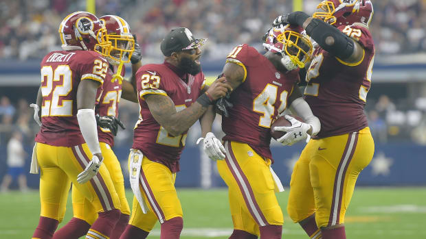 Peter King's One-Minute Drill: Washington Redskins IMAGE