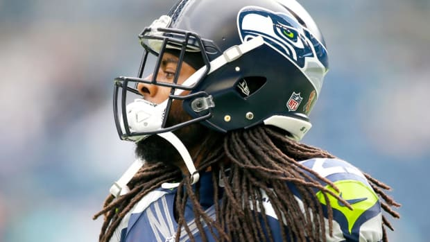 Richard Sherman: Players can't trust the NFL - IMAGE