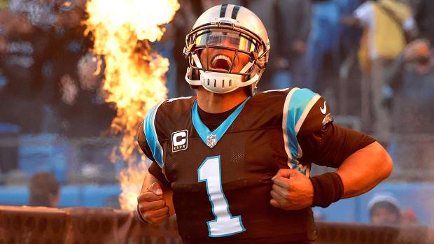 A look back on Cam Newton's historic season - IMAGE