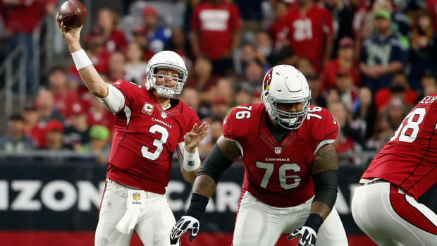 Peter King's One-Minute Drill: Arizona Cardinals IMAGE