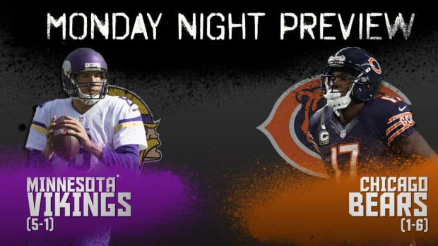 Monday Night preview: Vikings vs. Bears IMAGE