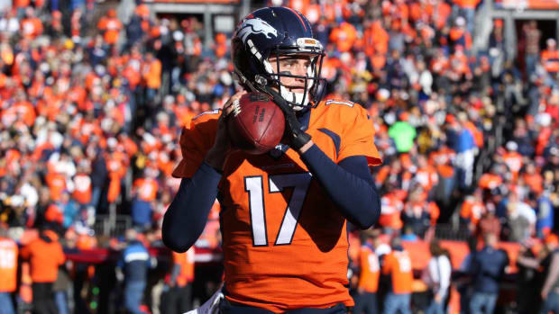Report: Texans interested in signing Broncos QB Brock Osweiler - IMAGE
