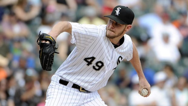 Report: White Sox trade ace Chris Sale to Red Sox - IMAGE