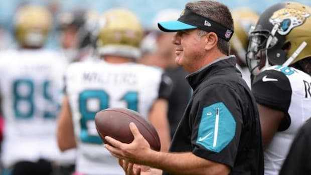Bob Babich will not return as Jaguars defensive coordinator--IMAGE