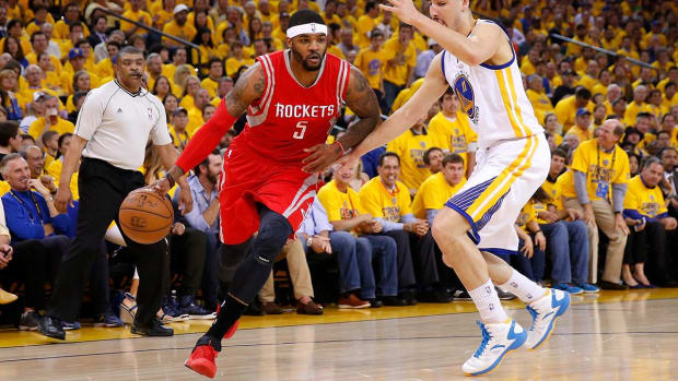 Report: Clippers trade Josh Smith back to Rockets -- IMAGE