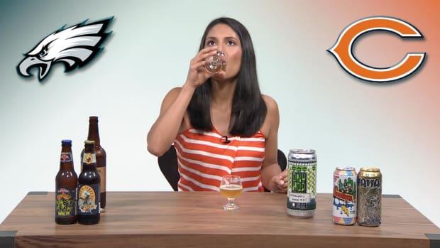 Monday Night Football Beer Pick 'Em Week 2: Philadelphia Eagles vs Chicago Bears IMG