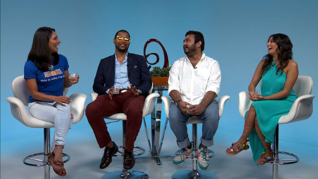 Sports Style Swipe: NFL players' summer style featuring Fashion Week Online's Chris Collie IMG