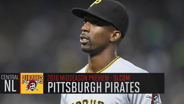 Verducci: Pittsburgh Pirates 2016 midseason preview IMAGE
