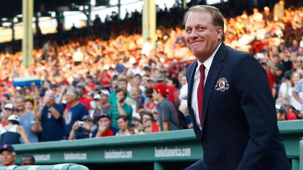 Curt Schilling says he's running for president in eight years - IMAGE