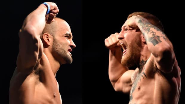 Eddie Alvarez calls out Conor McGregor for UFC 205 - IMAGE