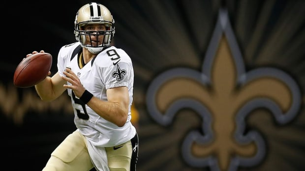 Drew Brees, Saints make final push to contract extension - IMAGE