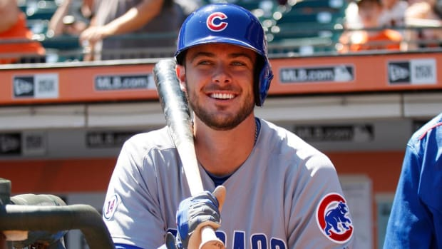 High schooler Kris Bryant wanted to be a dentist if baseball didn't work out - IMAGE