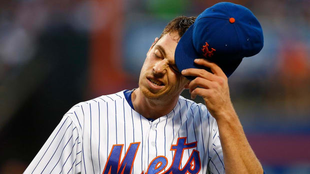 Mets place Steven Matz on 15-day DL - IMAGE