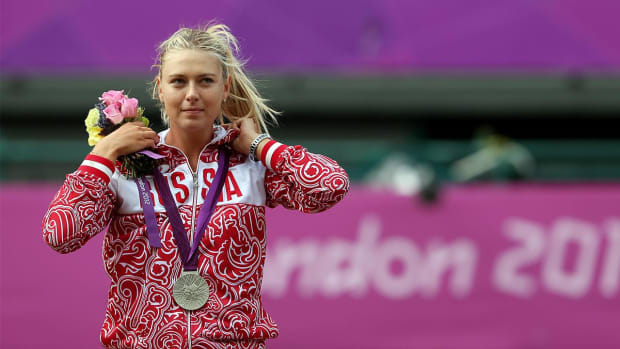 Russia hoping Maria Sharapova plays in Olympics - IMAGE