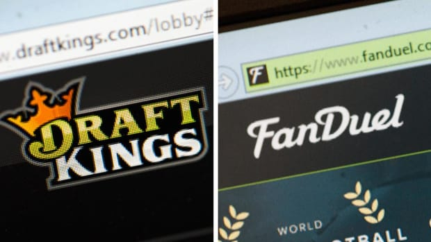 DraftKings, FanDuel agree to merge - IMAGE