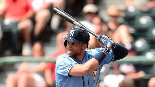 Mets acquire James Loney from Padres -- IMAGE