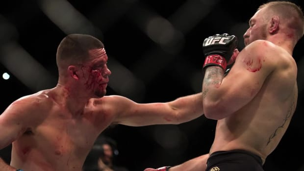Report: Conor McGregor, Nate Diaz rematch for UFC 200 -- IMAGE
